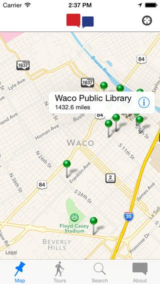 Waco History