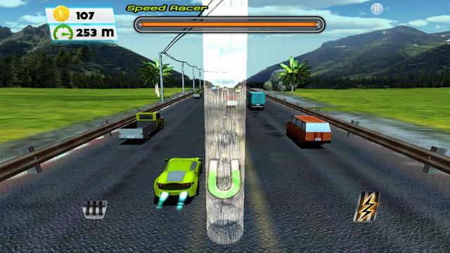 Traffic Racer 3D - Car Racing Game