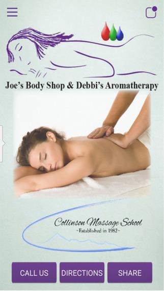 【免費商業App】Joe's Body Shop-APP點子