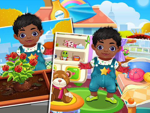 Mommy 39 S Little Helper Baby Paradise Home Makeover