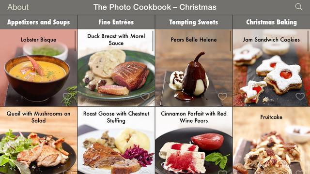 The Photo Cookbook – Christmas