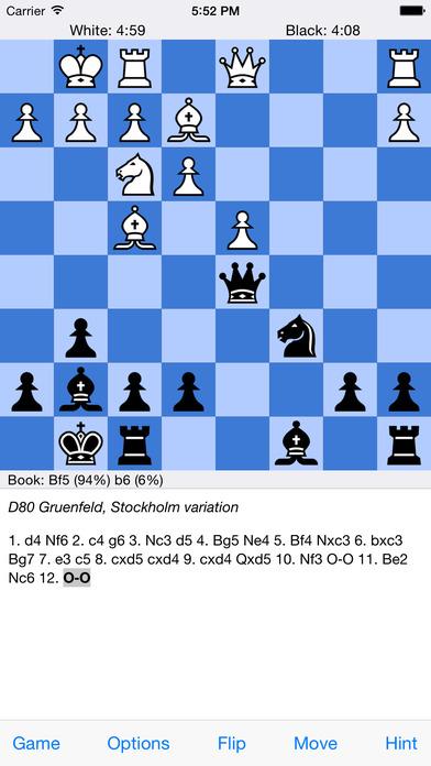 Stockfish Chess iPhone Screenshot 3