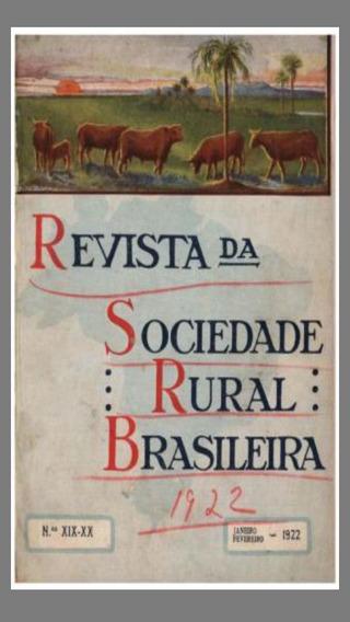 Revista Sociedade Rural Brasileira