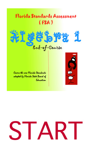 Florida Standards Assessments EOC: Algebra1 TestPrep
