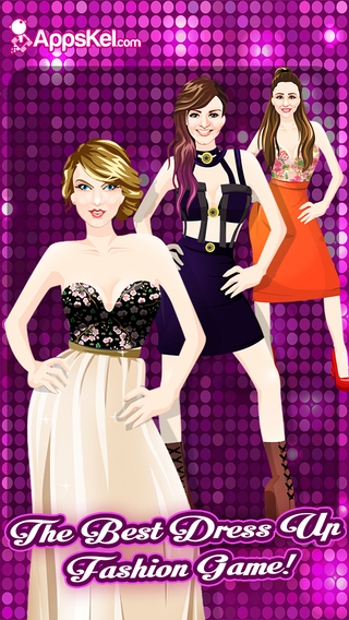 My Celebrity BFF Dress Up Look– Swift Celeb Mashup Songs Booth Games Free