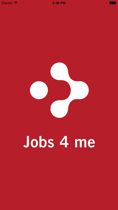Jobs 4 me iPhone Screenshot 1
