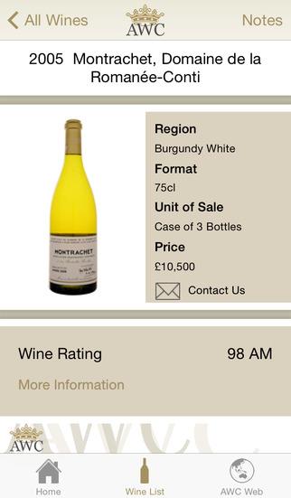 Antique Wine iPhone Screenshot 3