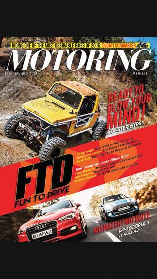 Motoring World India Magazine
