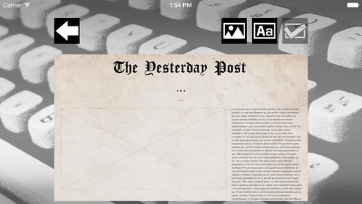 Fake Newspaper Maker Creator on the App Store