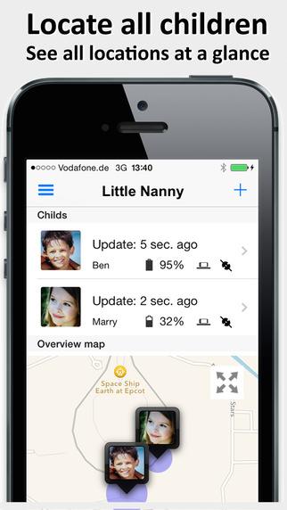 Little Nanny Parent+