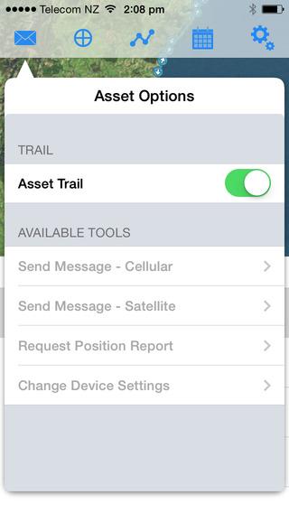 TracPlus for iPhone iPhone Screenshot 3