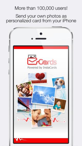 eCards: postcard greetings birthday invitation card