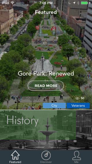 Gore Park 2015