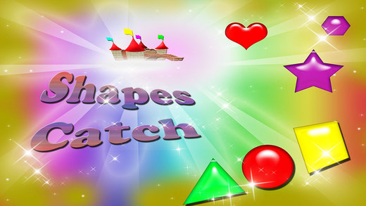 Shapes Magical Catch Game