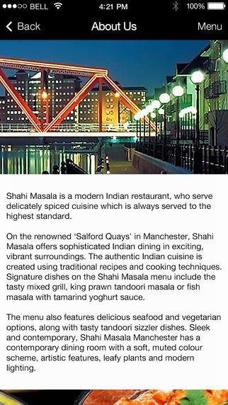 Indian Restaurant Salford Quays