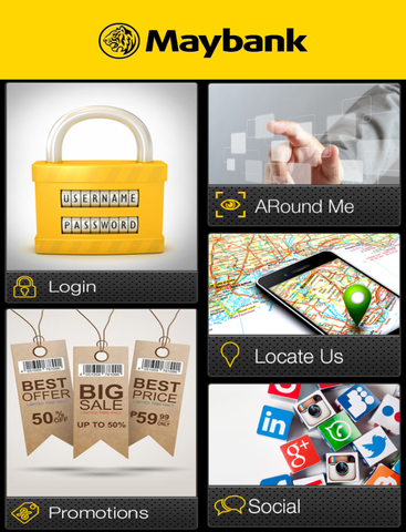 【免費財經App】Maybank PH HD-APP點子