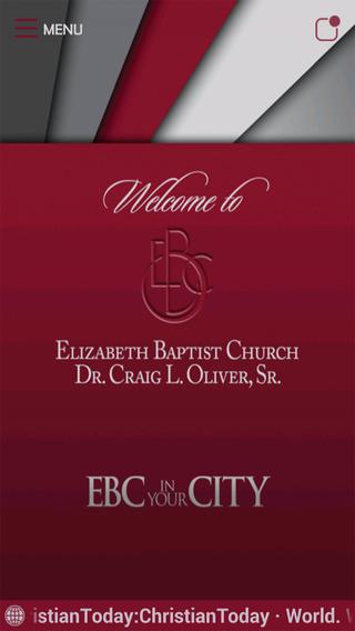 Elizabeth Baptist Church.