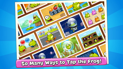 Tap the Frog. Скрин 5