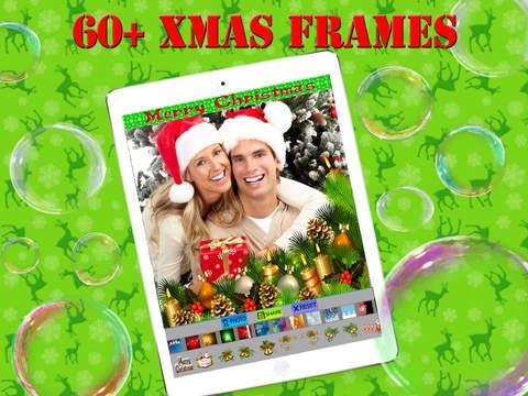 玩免費攝影APP|下載Xmas Photo Frames HD app不用錢|硬是要APP