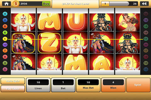 An Amazing House Of Fun With Slots Mania Craze -  Free  Casino Slots Machine For iPad screenshot 4