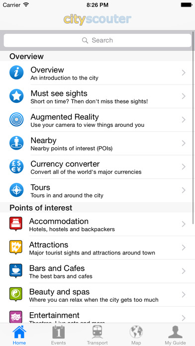 St Petersburg Travel Guide Offline iPhone Screenshot 3