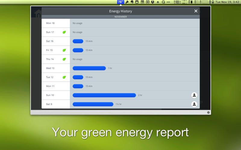 Climate Screenshot - 4