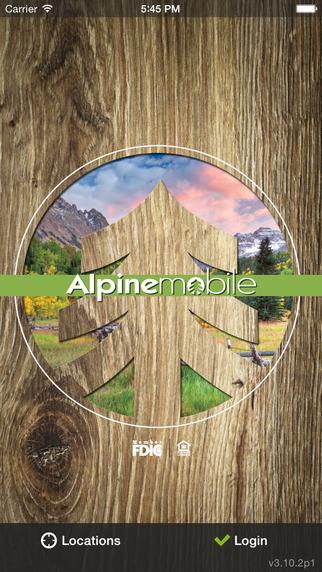 AlpineMobile Alpine Bank Mobile Banking
