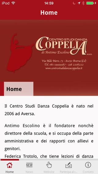 Centro Studi Danza Coppelia