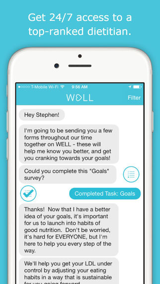 Personal Dietitian by WELL
