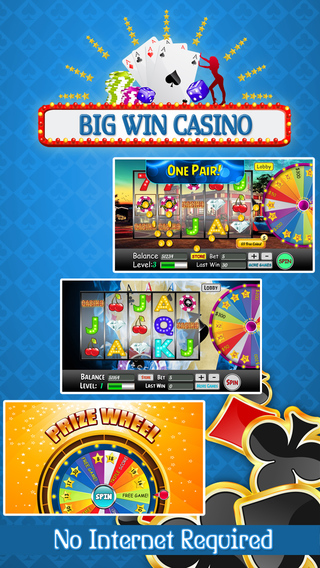A Big Win Casino — Best Casino Games And Bingo