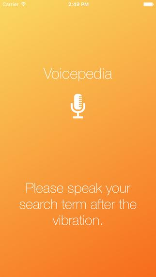 Voicepedia - Listen To Wikipedia Articles