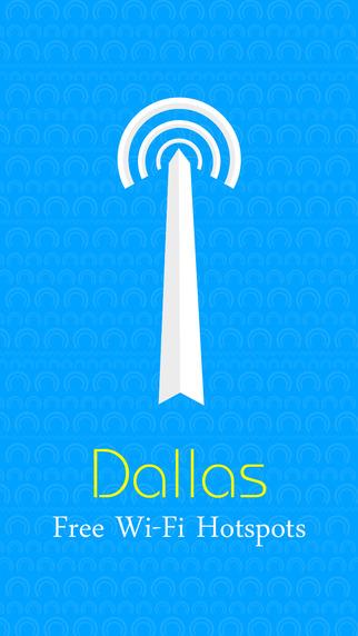 Dallas City Free Wi-Fi Hotspots