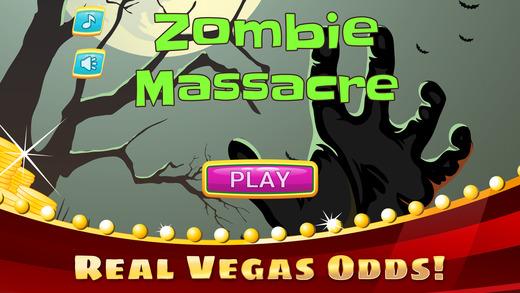 Zombie Massacre Armageddon Roulette - PRO - End Of The World Vegas Casino Game
