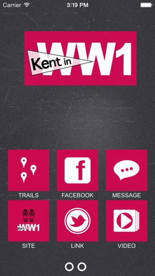 WWW1 Kent