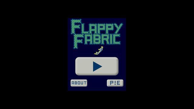 PIE Flappy Fabric