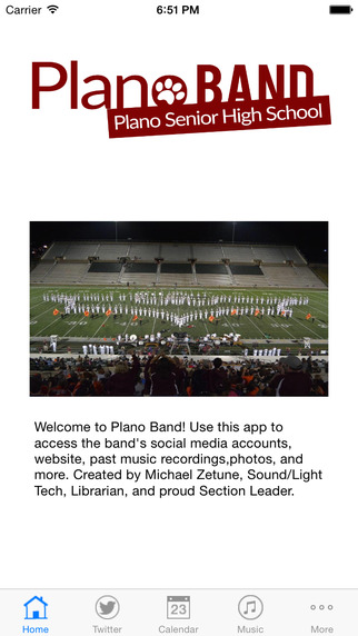 Plano Band
