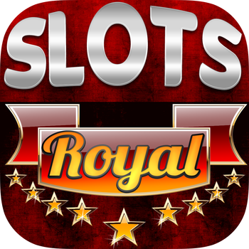 AA Aamazing Royal Casino Slots, Blackjack and Roulette LOGO-APP點子