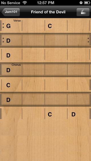 Bluegrass Chords