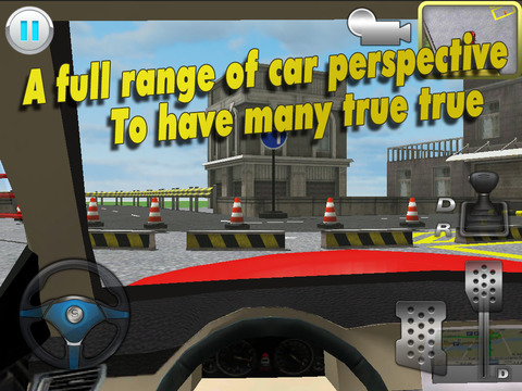 Parking 3D HD Screenshots
