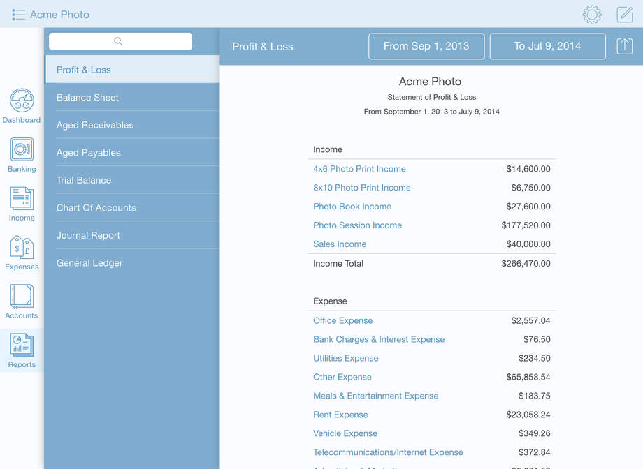 Kashoo Accounting - iPhone Mobile Analytics and App Store Data