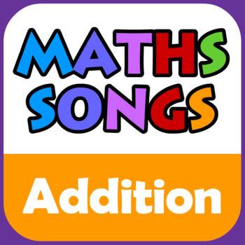 Maths Songs: Addition HD 教育 App LOGO-APP開箱王