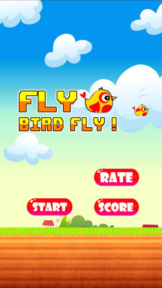 Fly Bird Fly - Flappy Flyer Challenge
