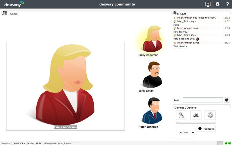 VirtualClass Screenshot - 3