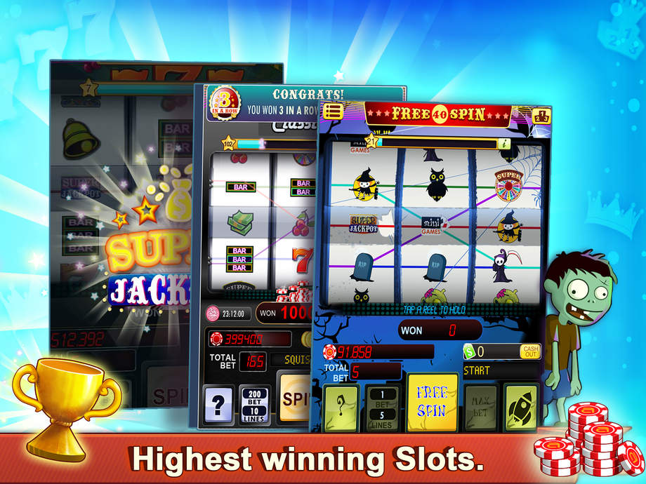 casino slot apps
