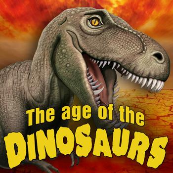 Dinosaurs - CLIL Reader LOGO-APP點子