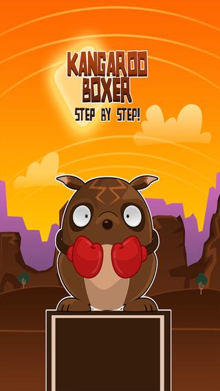 Kangaroo Boxer - Step By Step