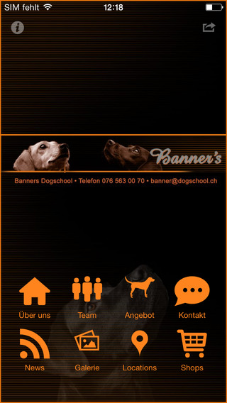 Banner's Dogschool