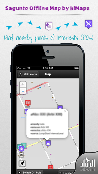 Sagunto Offline Map by hiMaps