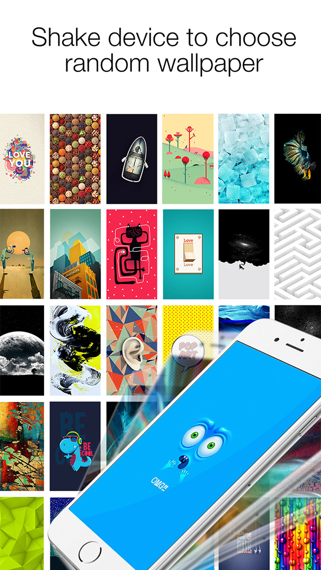 Icon Skins ™ : Wallpapers for your iPhone