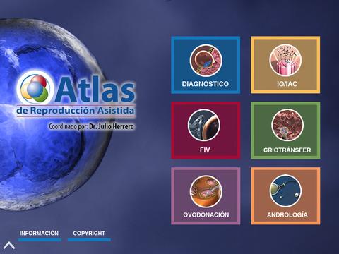 Atlas Interactivo Reproducción Asistida - Merck Serono